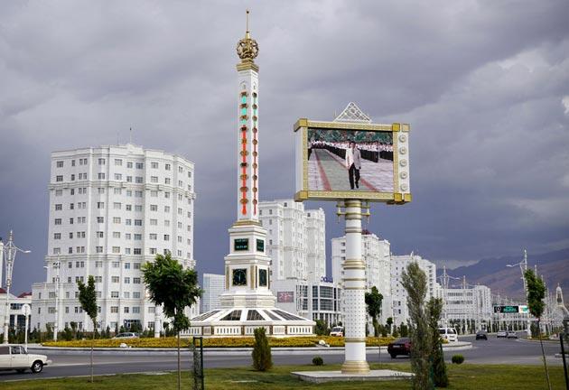 Turkmenistan Asgabat-9