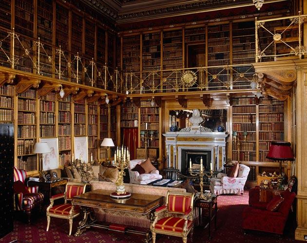 Dvorci koje verovatno nikada nećete posedovati - Page 3 Alnwick-Castle-9