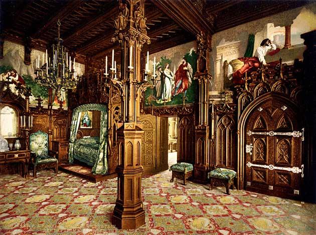 Dvorci koje verovatno nikada nećete posedovati - Page 3 Neuschwanstein-8