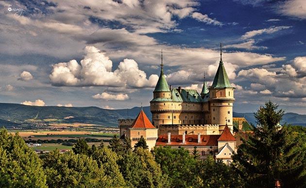 Dvorci koje verovatno nikada nećete posedovati - Page 4 Bojnjicki-dovrac-6