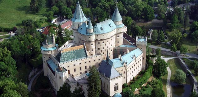 Dvorci koje verovatno nikada nećete posedovati - Page 4 Bojnjicki-dovrac