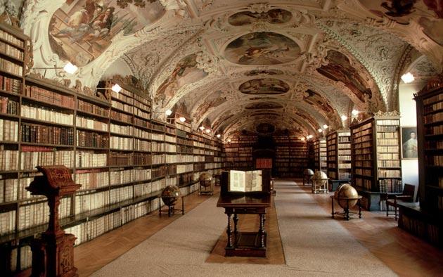 Najlepše biblioteke na svetu - Page 3 Klementinum-biblioteka-2a