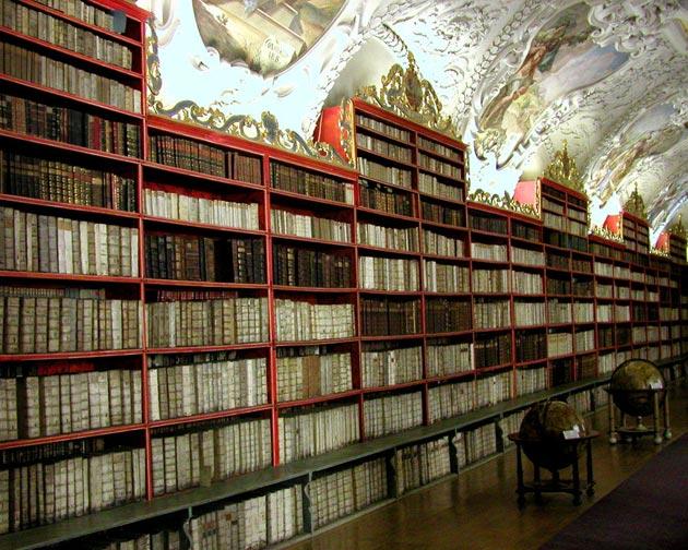 Najlepše biblioteke na svetu - Page 3 Klementinum-biblioteka-3