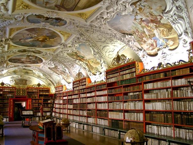 Najlepše biblioteke na svetu - Page 3 Klementinum-biblioteka-4