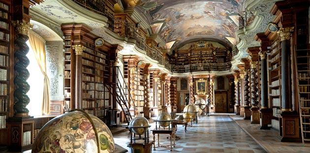 Najlepše biblioteke na svetu - Page 3 Klementinum-biblioteka