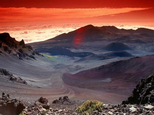 Vulkani - Page 2 Haleakala-2