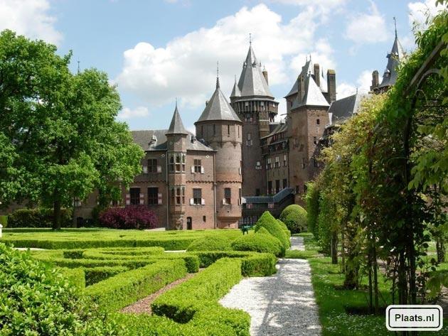 Dvorci koje verovatno nikada nećete posedovati - Page 3 Kasteel-de-Haar-4