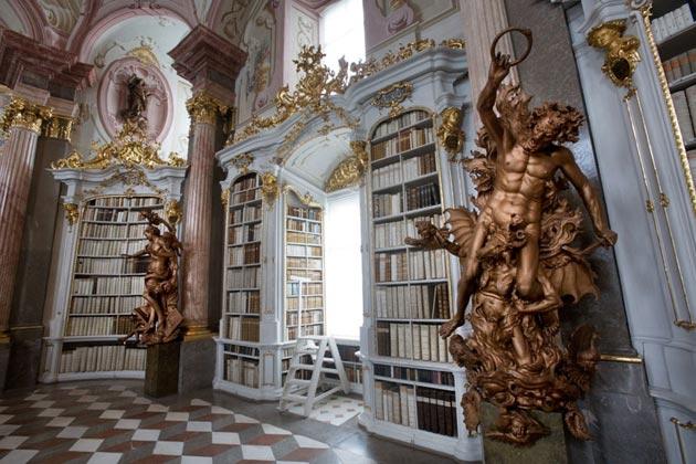 Najlepše biblioteke na svetu - Page 3 Stift-Admont-4