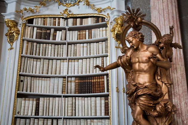 Najlepše biblioteke na svetu - Page 3 Stift-Admont-5