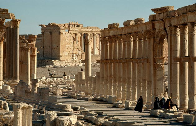 Zanimljivosti iz sveta arheologije Palmira-1