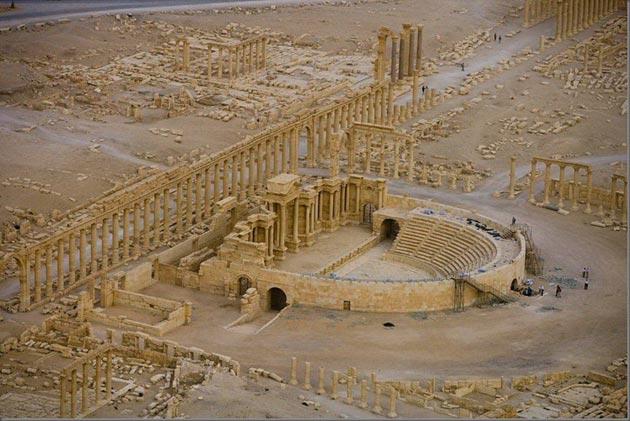 Zanimljivosti iz sveta arheologije Palmira-2