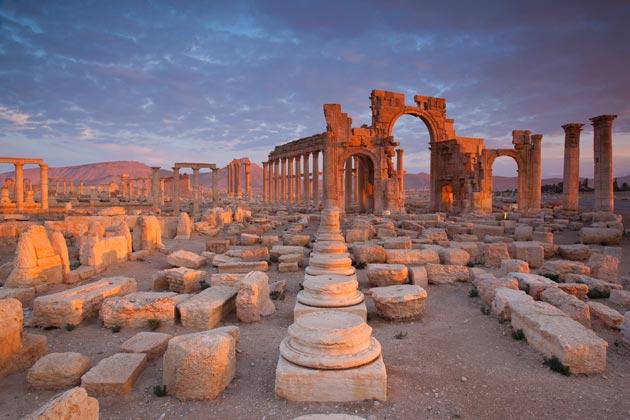 Zanimljivosti iz sveta arheologije Palmira-3