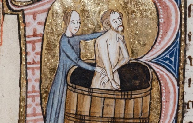 Zašto se neki ljudi nisu redovno kupali ? Srednjovjekovna-Evropa-2