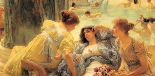 Zašto se neki ljudi nisu redovno kupali ? Srednjovjekovna-Evropa