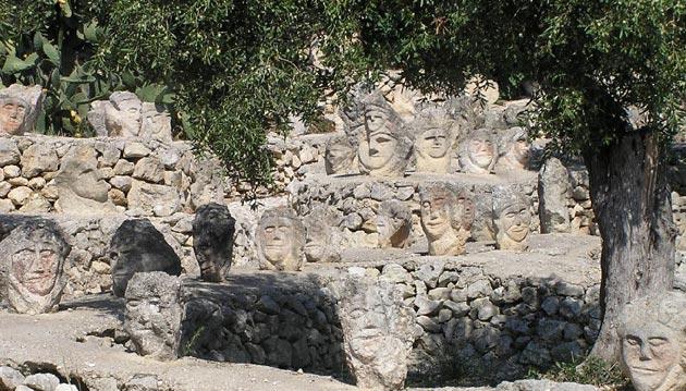 Vrt 'seoskog luđaka', Sicilija Il-Castello-Incantato-7
