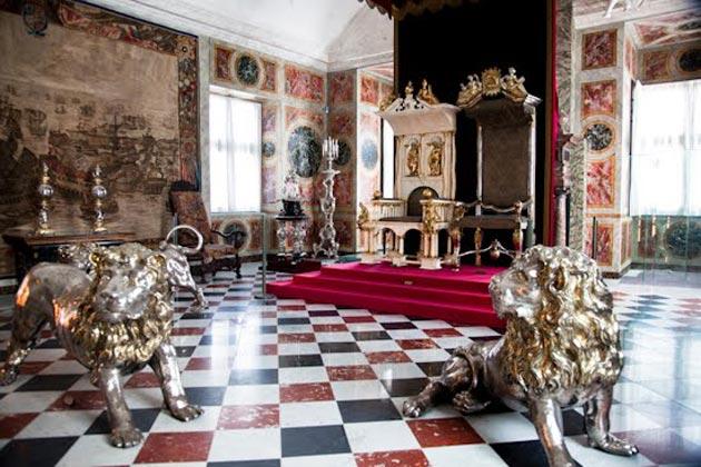Dvorci koje verovatno nikada nećete posedovati - Page 4 Rosenborg-6