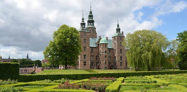 Dvorci koje verovatno nikada nećete posedovati - Page 4 Rosenborg