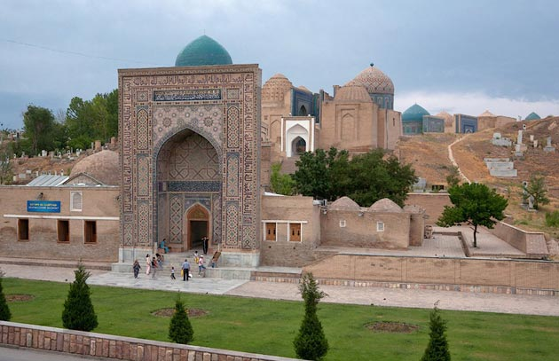 Uzbekistan Shah-I-Zinda-1