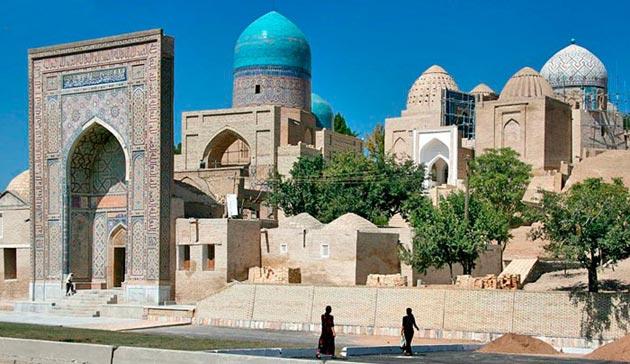 Uzbekistan Shah-I-Zinda-10