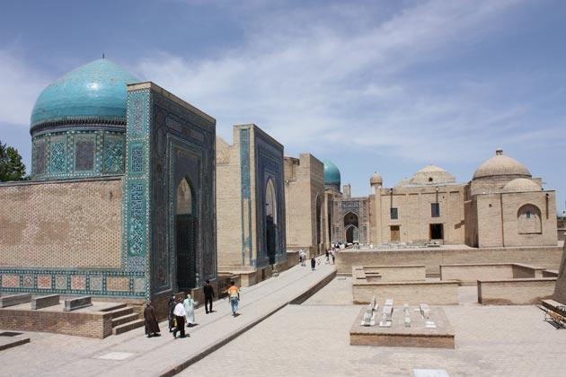 Uzbekistan Shah-I-Zinda-2