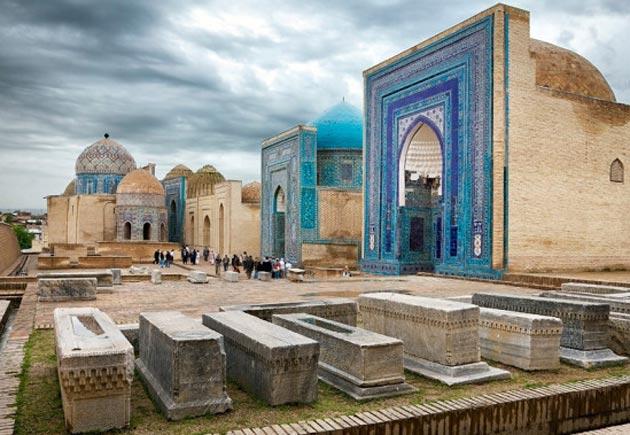 Uzbekistan Shah-I-Zinda-3