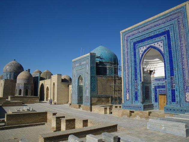 Uzbekistan Shah-I-Zinda-4
