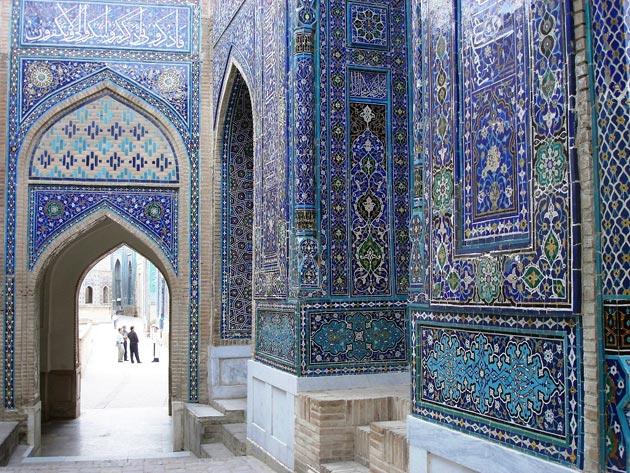 Uzbekistan Shah-I-Zinda-5