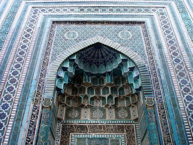 Uzbekistan Shah-I-Zinda-5a