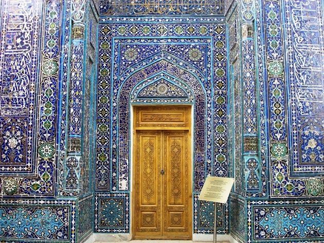 Uzbekistan Shah-I-Zinda-6