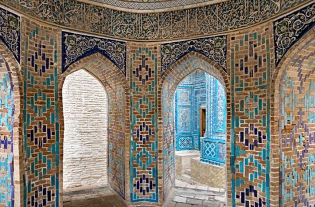 Uzbekistan Shah-I-Zinda-7