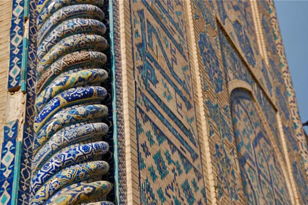 Uzbekistan Shah-I-Zinda-8