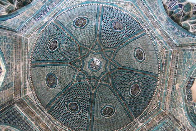 Uzbekistan Shah-I-Zinda-9