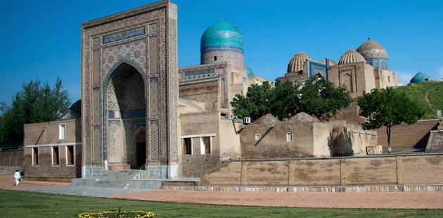Uzbekistan Shah-I-Zinda