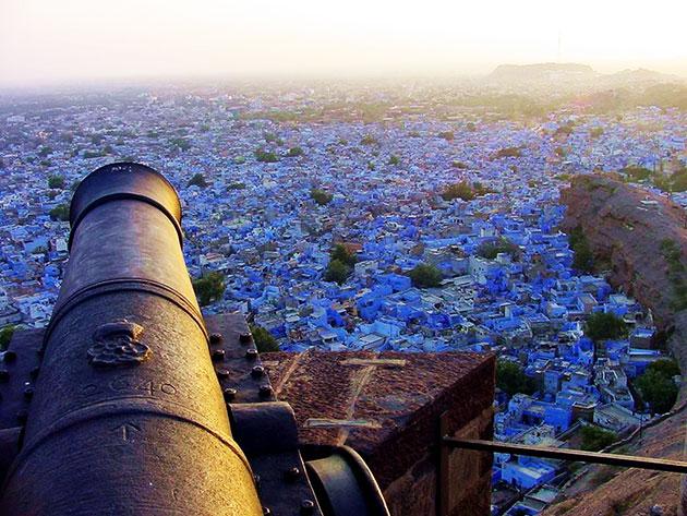 Džodpur: Plavi grad u Indiji Plavi-grad-8