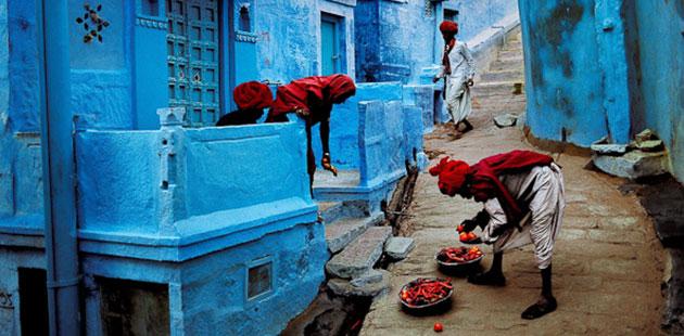 Džodpur: Plavi grad u Indiji Plavi-grad