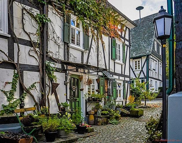 Freudenberg: Bajkoviti gradić u Njemačkoj Freudenberg-2