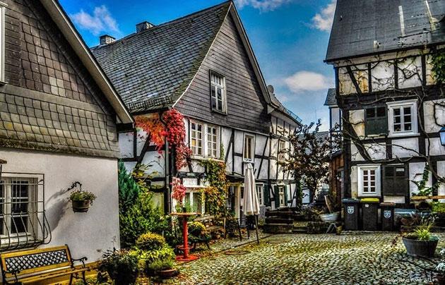 Freudenberg: Bajkoviti gradić u Njemačkoj Freudenberg-4
