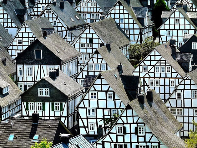 Freudenberg: Bajkoviti gradić u Njemačkoj Freudenberg-5