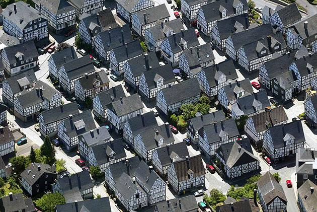 Freudenberg: Bajkoviti gradić u Njemačkoj Freudenberg-7