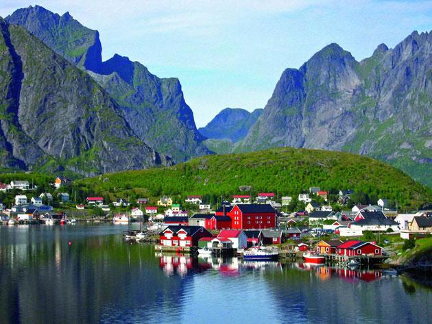 Norveška Lofotska-ostrva-6
