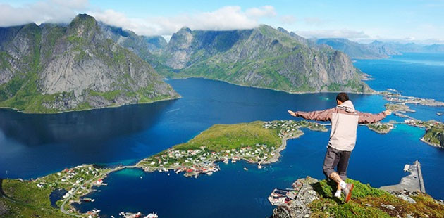 Norveska - Page 2 Lofotska-ostrva