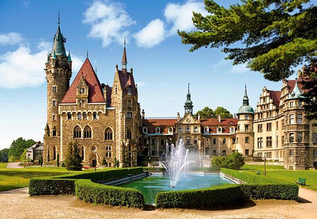 Dvorci koje verovatno nikada nećete posedovati - Page 4 Dvorac-Moszna-14