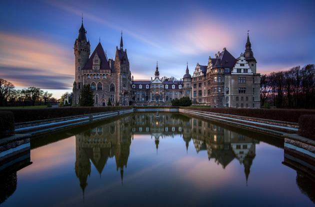 Dvorci koje verovatno nikada nećete posedovati - Page 4 Dvorac-Moszna-3