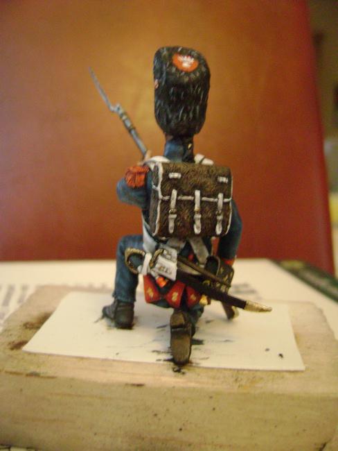 la vielle garde à waterloo Grenadier31