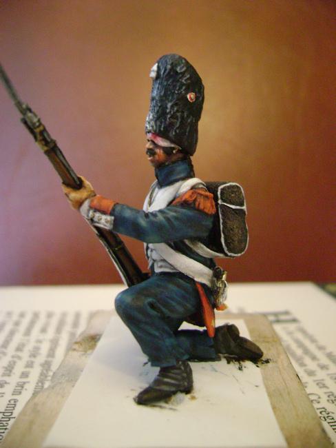 la vielle garde à waterloo Grenadier41