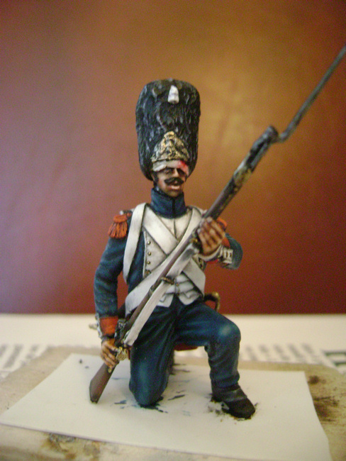 la vielle garde à waterloo Grenadier6