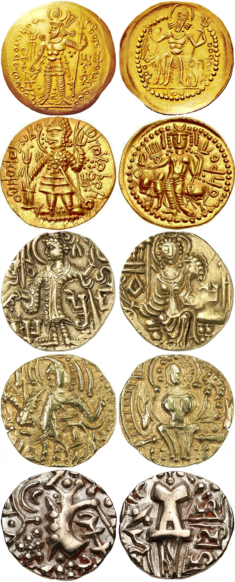 Aider à identifier la pièce de monnaie Kushano-sassanide-kidarited604c