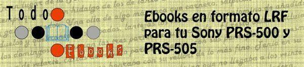 LAS MEJORES PAGINAS PARA DESCARGAR LIBROS Ebooks-LRF