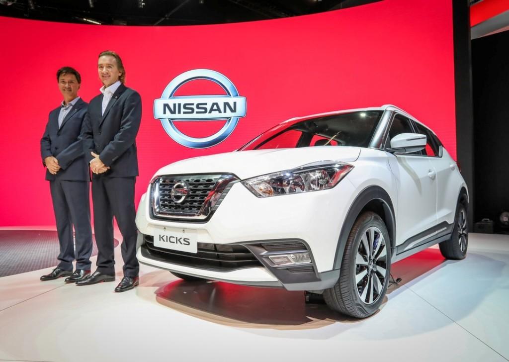 Nissan Kicks SV Limited chega para ampliar opções da linha do crossover global A13f1b6cf8d7e1e523e63631a2806e88
