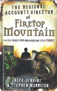 Le Sorcier de la Montagne de Feu - Page 12 Account